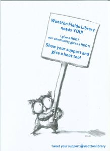 Save Wootton Fields Library