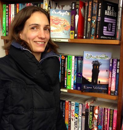 Darklands at Scarthin Books