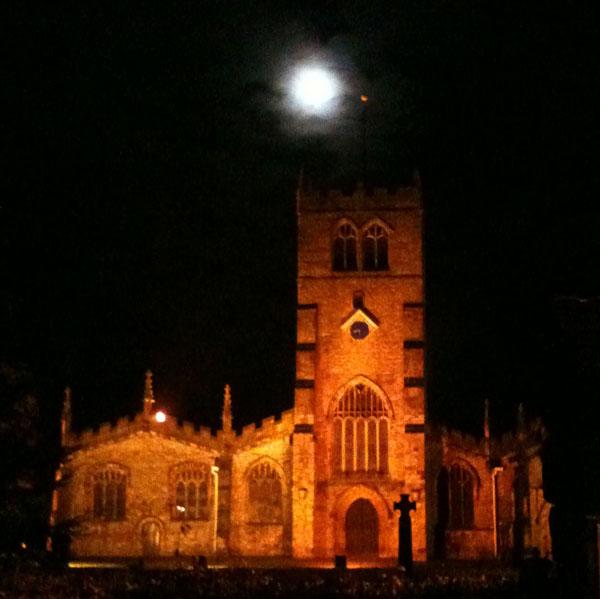 Kendal Church.