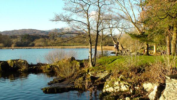 North Edge of Lake Windermere