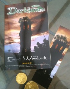 Win a free copy of Darklands by Emma Woodcock