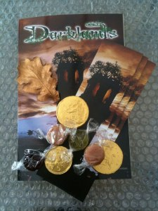 Darklands giveaway prize