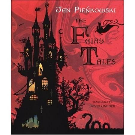 Fairy Tales, illustrated by Jan Pienkowski